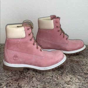 Timberland Pink Shoes